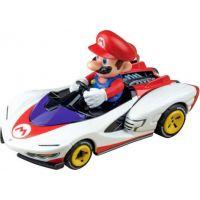 Carrera GO a GO+ 64182 Auto k autodráhe Nintendo Mario Kart Mario