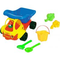 Toy Auto sklápacie s pieskovinou