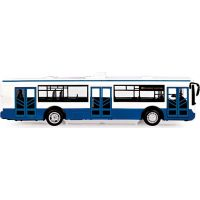 Rappa Autobus po česky hlási zastávky 28 cm 4