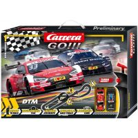 Autodráha Carrera GO 62479 DTM Power
