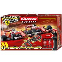 Autodráha Carrera GO 62505 Ferrari Race Spirit - Poškozený obal