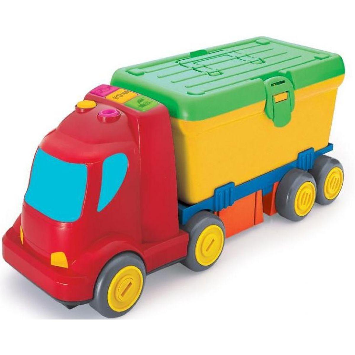 B Kids Nákladiak s boxom na náradie