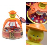B-toys Farebný popcorn Poppitoppy 2