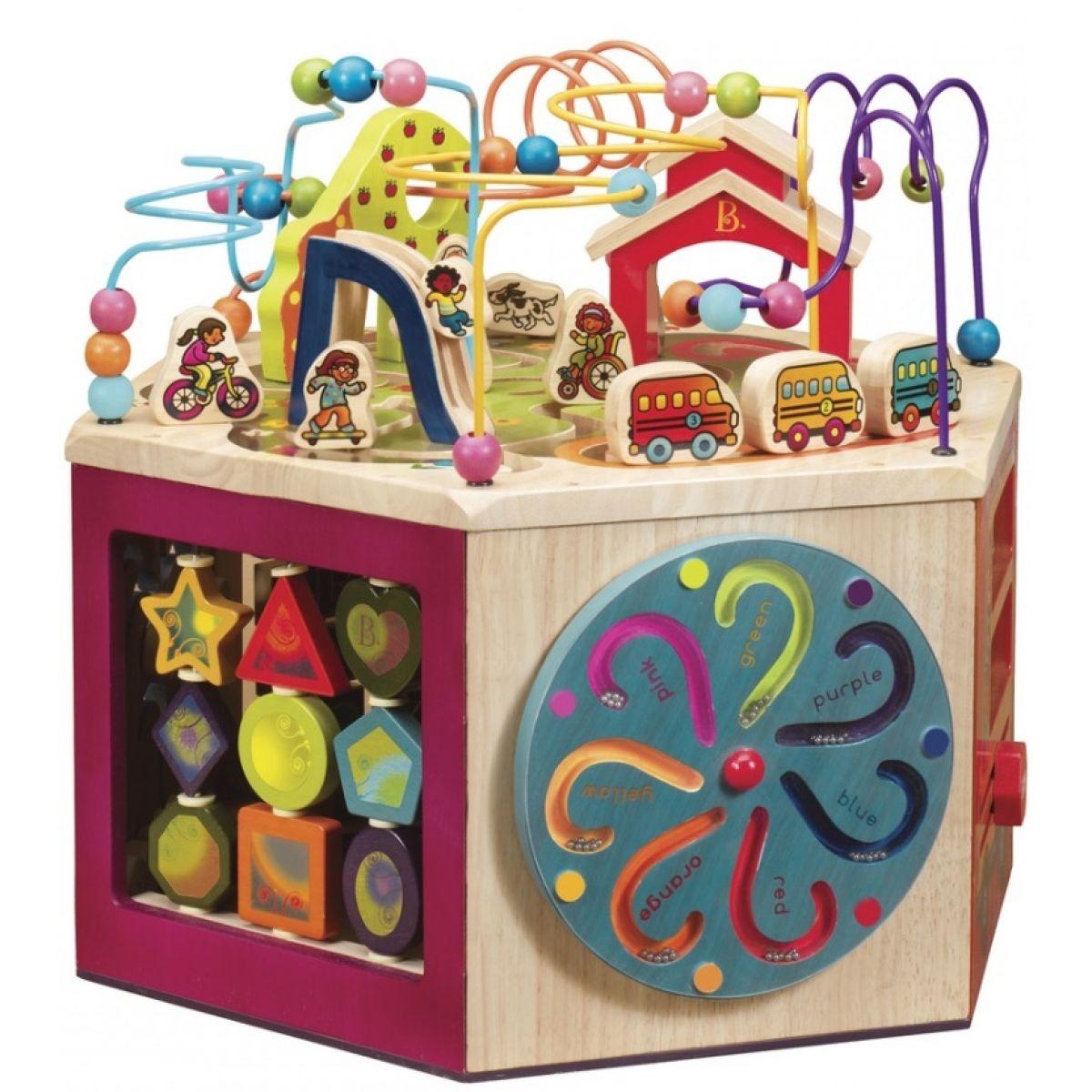 B.Toys Interaktívne hracie centrum Youniversity
