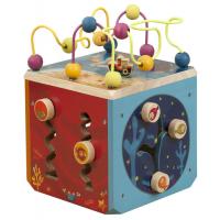 B-Toys Interaktívne kocky Underwater Zoo 2