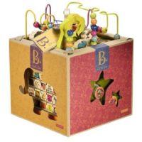 B-Toys Interaktivna kocka Zany Zoo