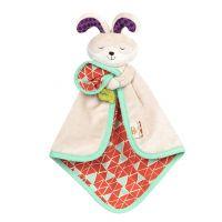 B.Toys Muchláček králíček Fluffy Bunz