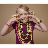 B.Toys Spojovací korále a tvary Beauty Pops 275ks 6