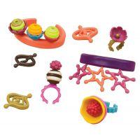 B.Toys Spojovací korále a tvary Beauty Pops 275ks 5
