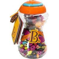 B.Toys Spojovací korále a tvary Pop Arty 300 ks