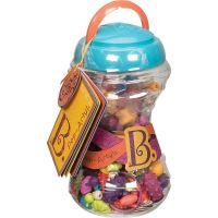 B.Toys Spojovacie korále a tvary Pop Arty 300 ks