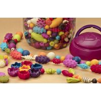 B.Toys Spojovací korále a tvary Pop Arty 500ks 3