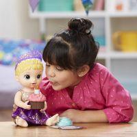 Baby Alive Narodeninová blonďavá bábika 2