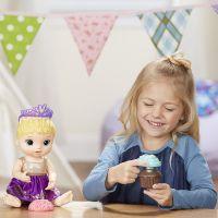 Baby Alive Narodeninová blonďavá bábika 3