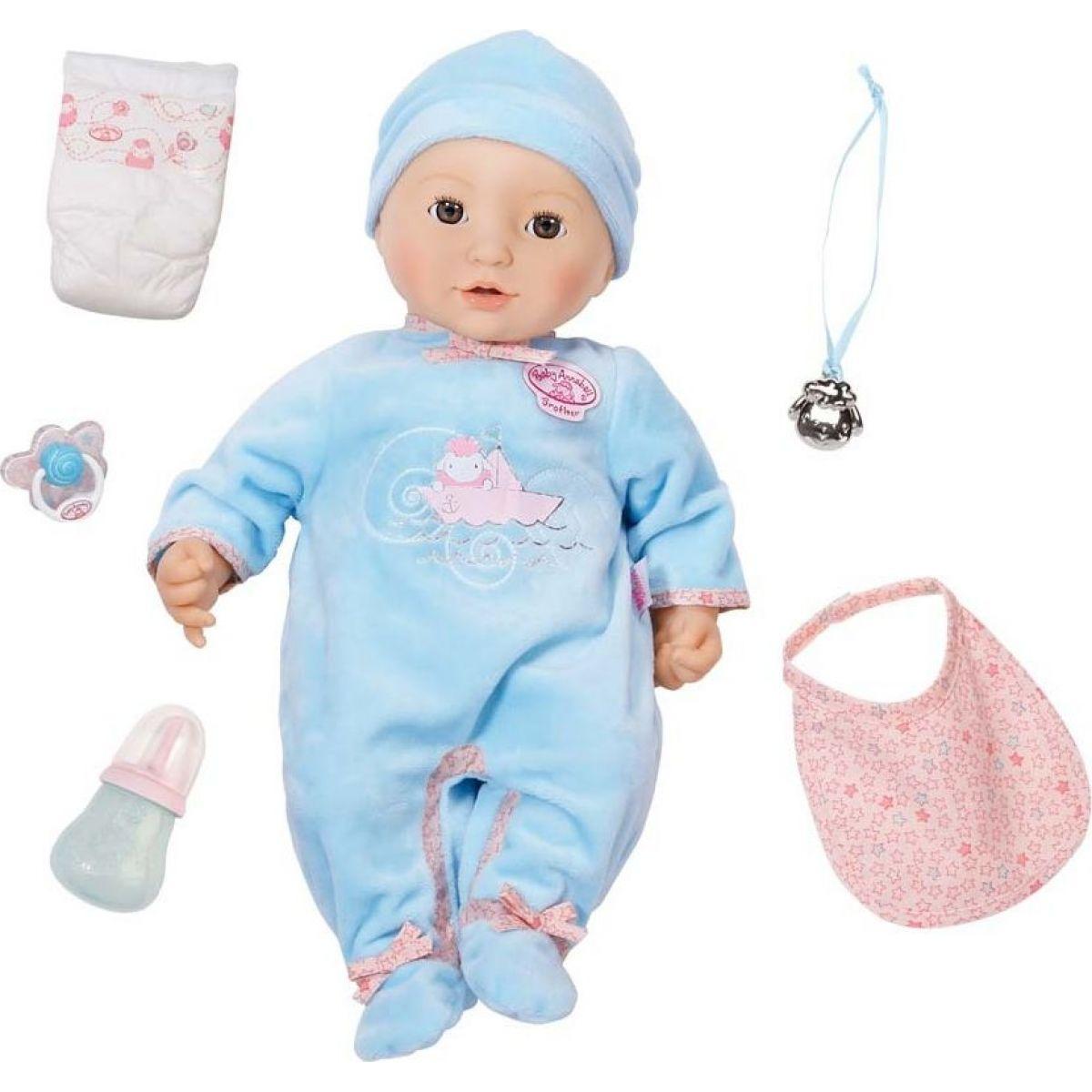 Zapf Creation Baby Annabell chlapček