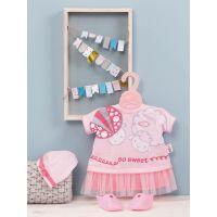 Zapf Creation Baby Annabell Deluxe Oblečení Letní sen 3