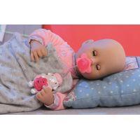 Zapf Creation Baby Annabell Cumlík s uspávankou 794524 5