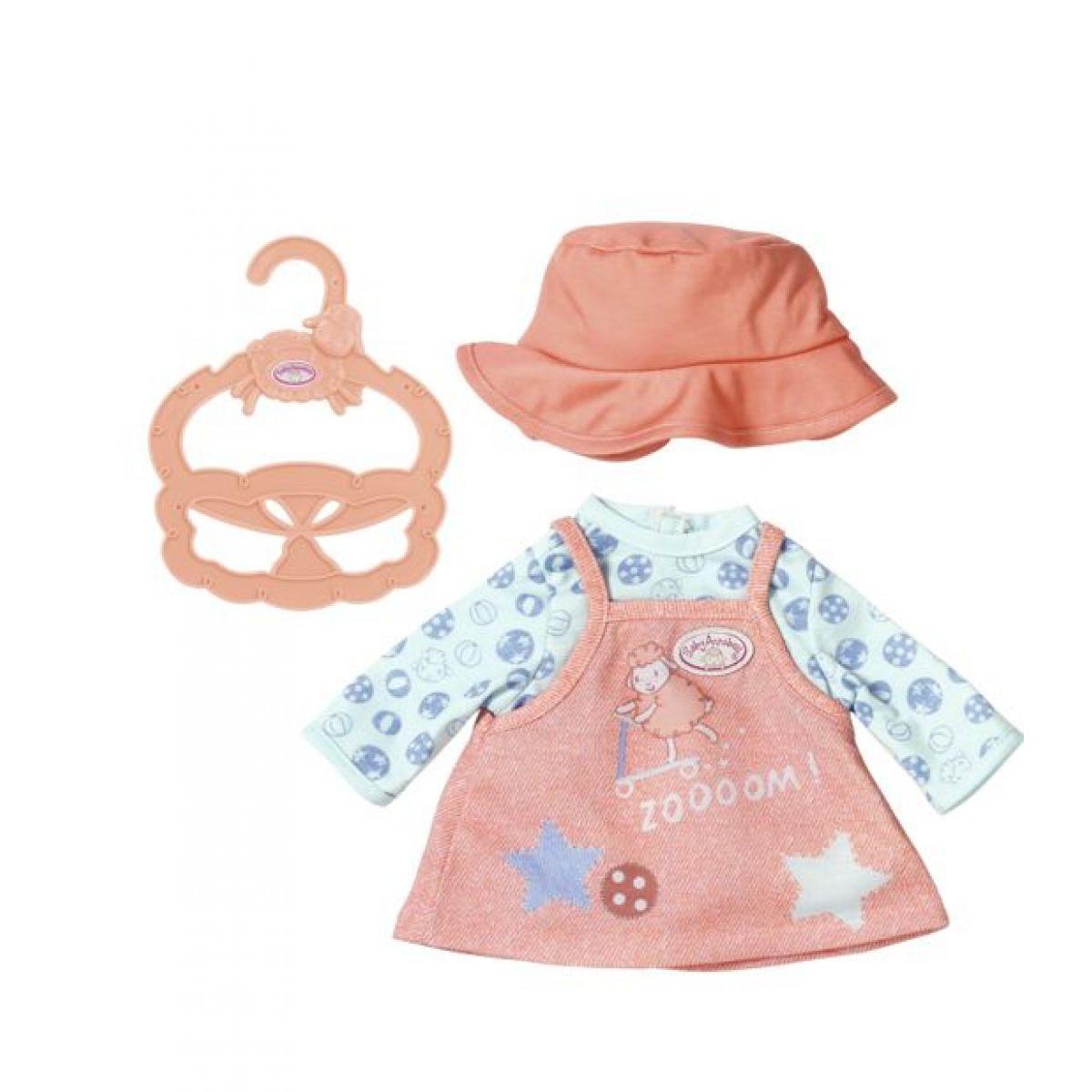 Zapf Creation Baby Annabell Little Baby oblečenie 36 cm 1