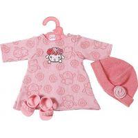 Baby Annabell Little Pletené šatičky, 36 cm