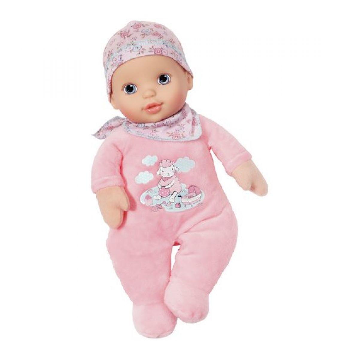 Baby Annabell Newborn s tlkotom srdca