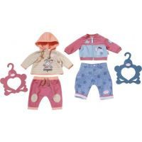 Zapf Creation Baby Annabell Oblečení 2 druhy