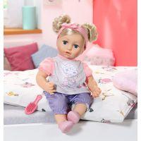 Baby Annabell Bábika Sophia s vláskami 2