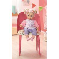 Baby Annabell Bábika Sophia s vláskami 3
