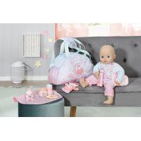 Zapf Creation Baby Annabell Prebaľovacia taška 5