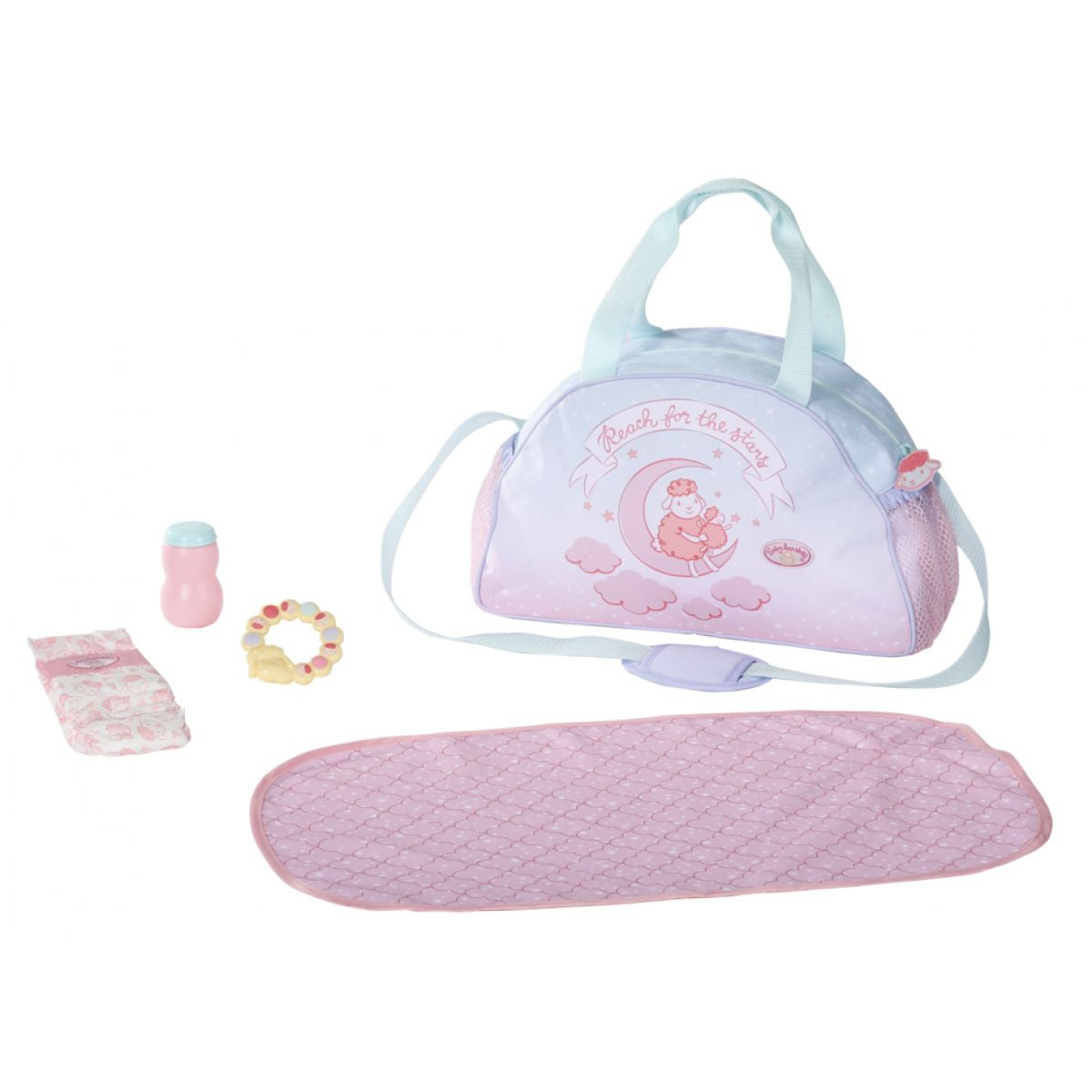 Zapf Creation Baby Annabell Prebaľovacia taška