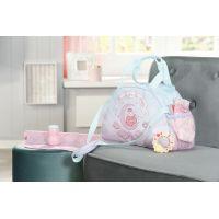 Zapf Creation Baby Annabell Prebaľovacia taška 2
