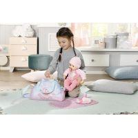 Zapf Creation Baby Annabell Prebaľovacia taška 6