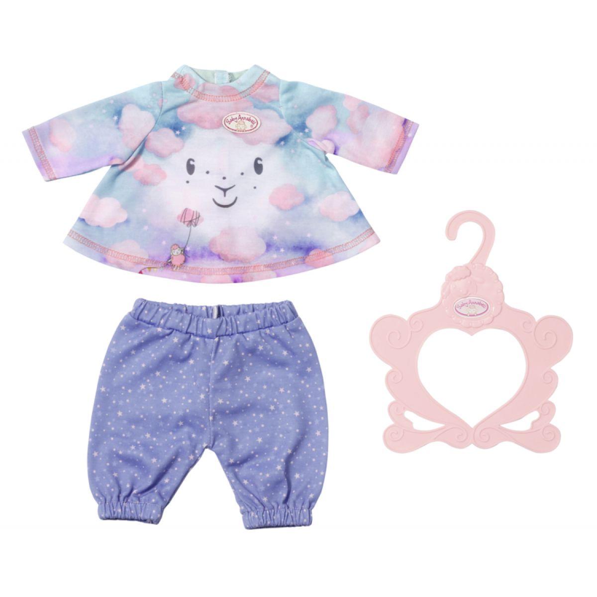 Zapf Creation Baby Annabell Pyžamo Sladké sny 43 cm