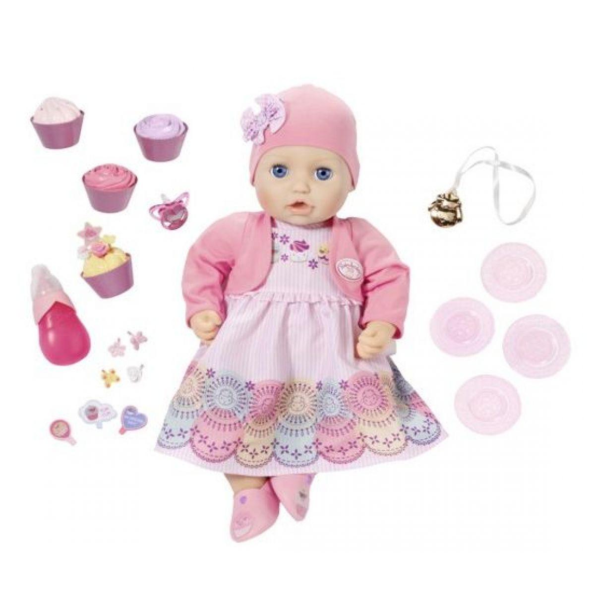 Baby Annabell Slávnostný deň Bábika