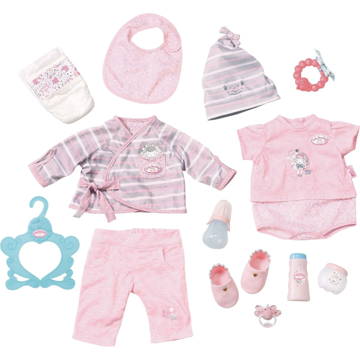 Baby Annabell Výbavička Deluxe pro panenku