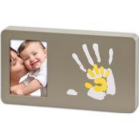 Baby Art Rámeček Duo Paint Print Frame Taupe