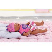 Zapf Creation Baby Born Soft Touch černoška 43 cm 4