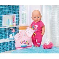 ZAPF CREATION Baby Born Doplnky do kúpeľne 3