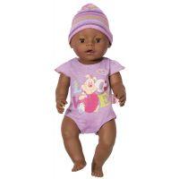 Baby Born Interaktívna bábika černoško 2