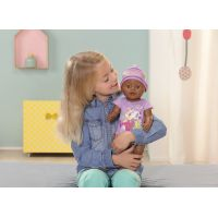 Baby Born Interaktívna bábika černoško 4