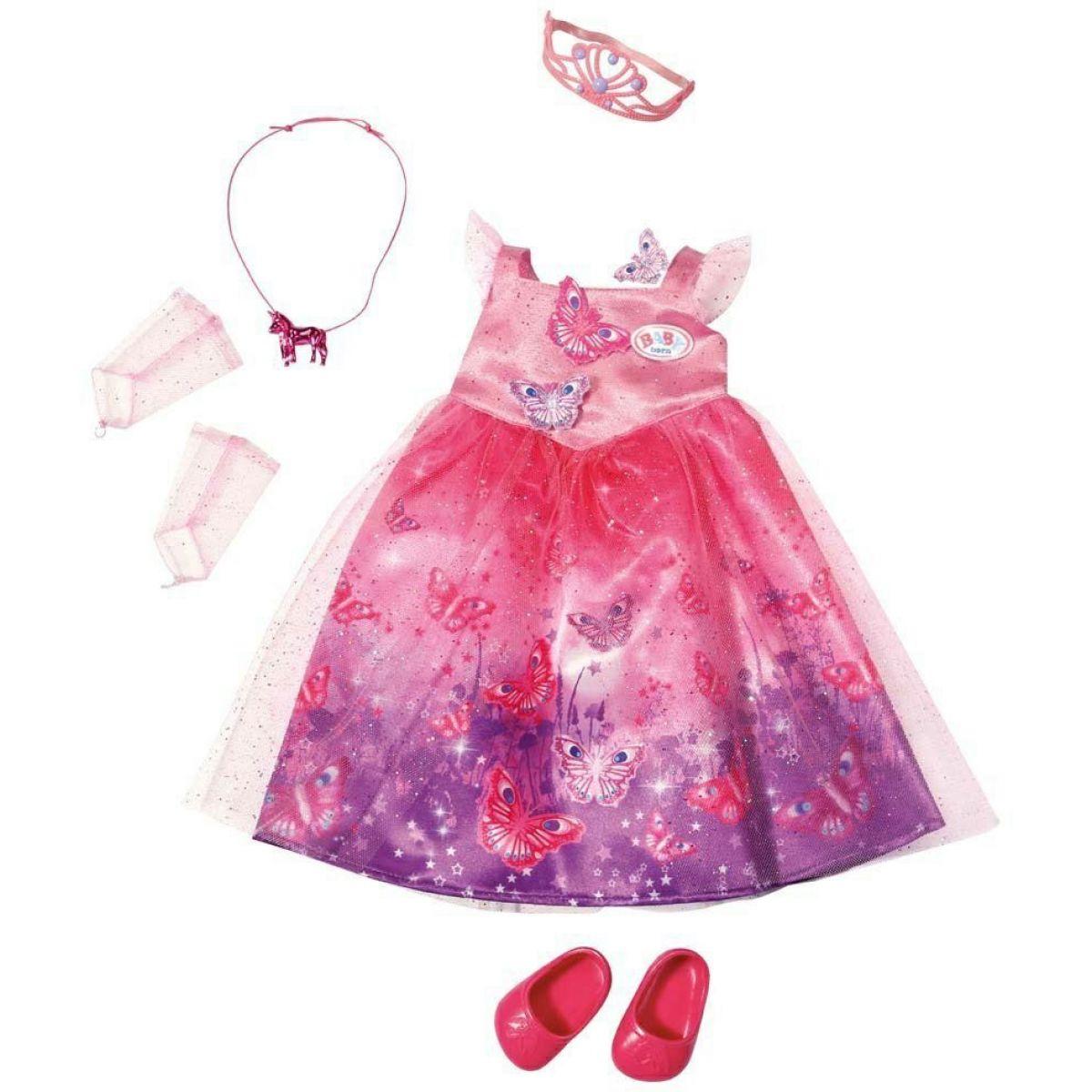 Zapf Creation Baby Born Šaty pro princeznu