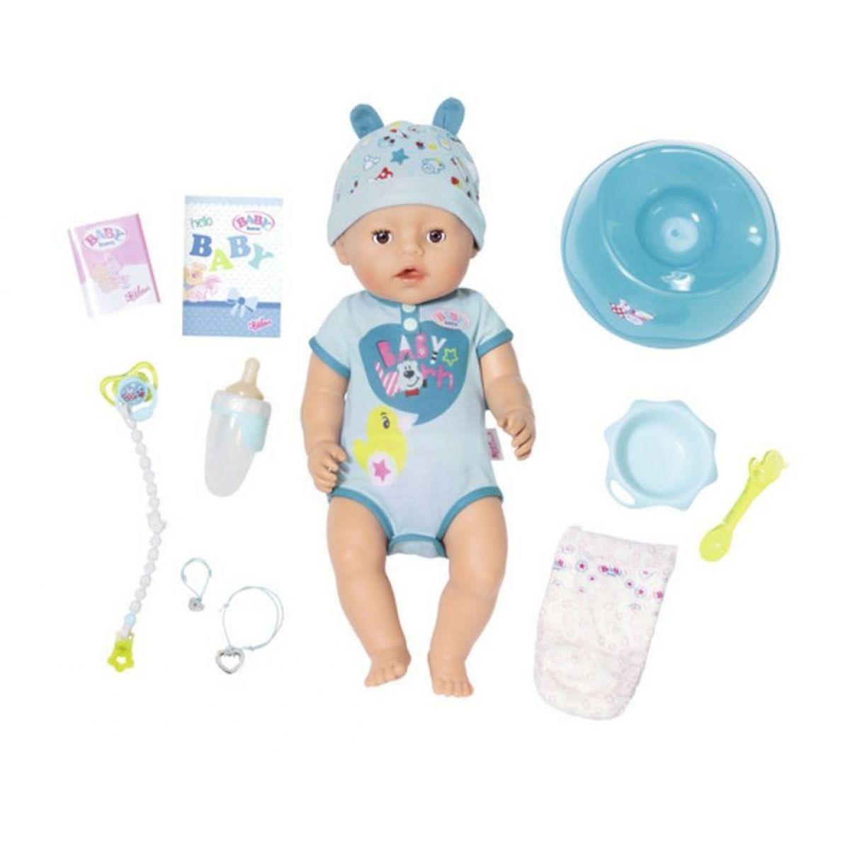 Baby Born Soft Touch chlapeček