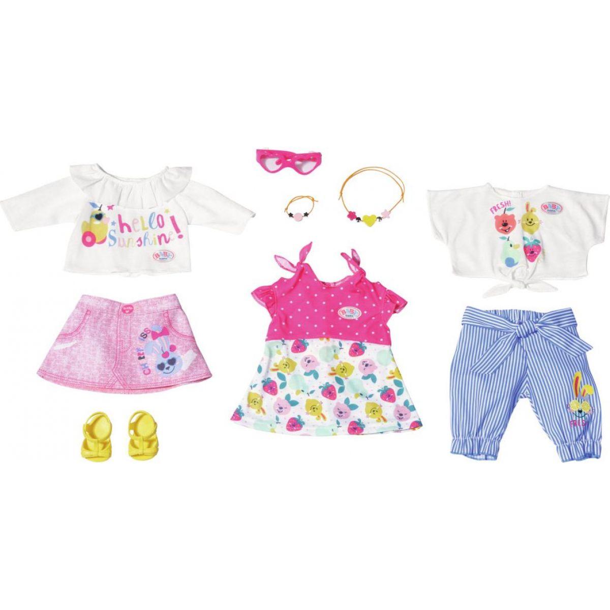 Zapf Creation Baby born Súprava letného oblečenia 43 cm