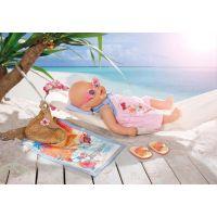 Baby Born Súprava plážového oblečenia - Ružová 2