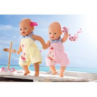 Baby Born Súprava plážového oblečenia - Ružová 3