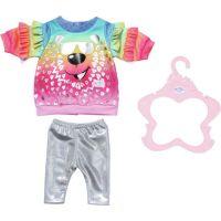 Zapf Creation BABY born Starší sestřička Oblečení se svetříkem, 43 cm