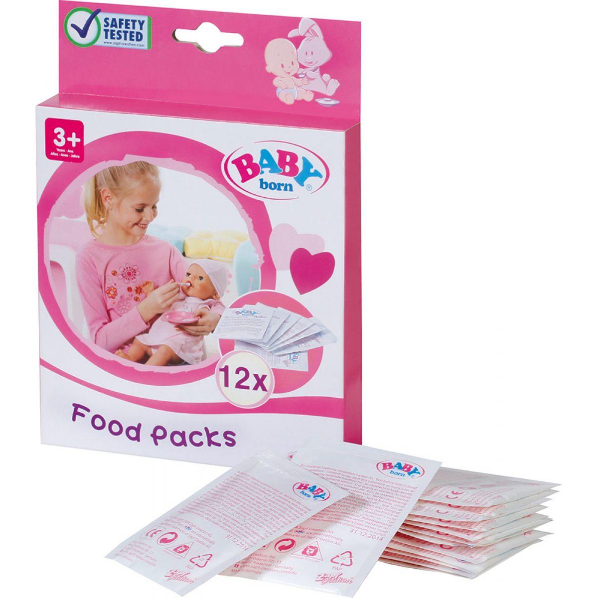 Zapf Creation BABY born Strava 12 sáčkov