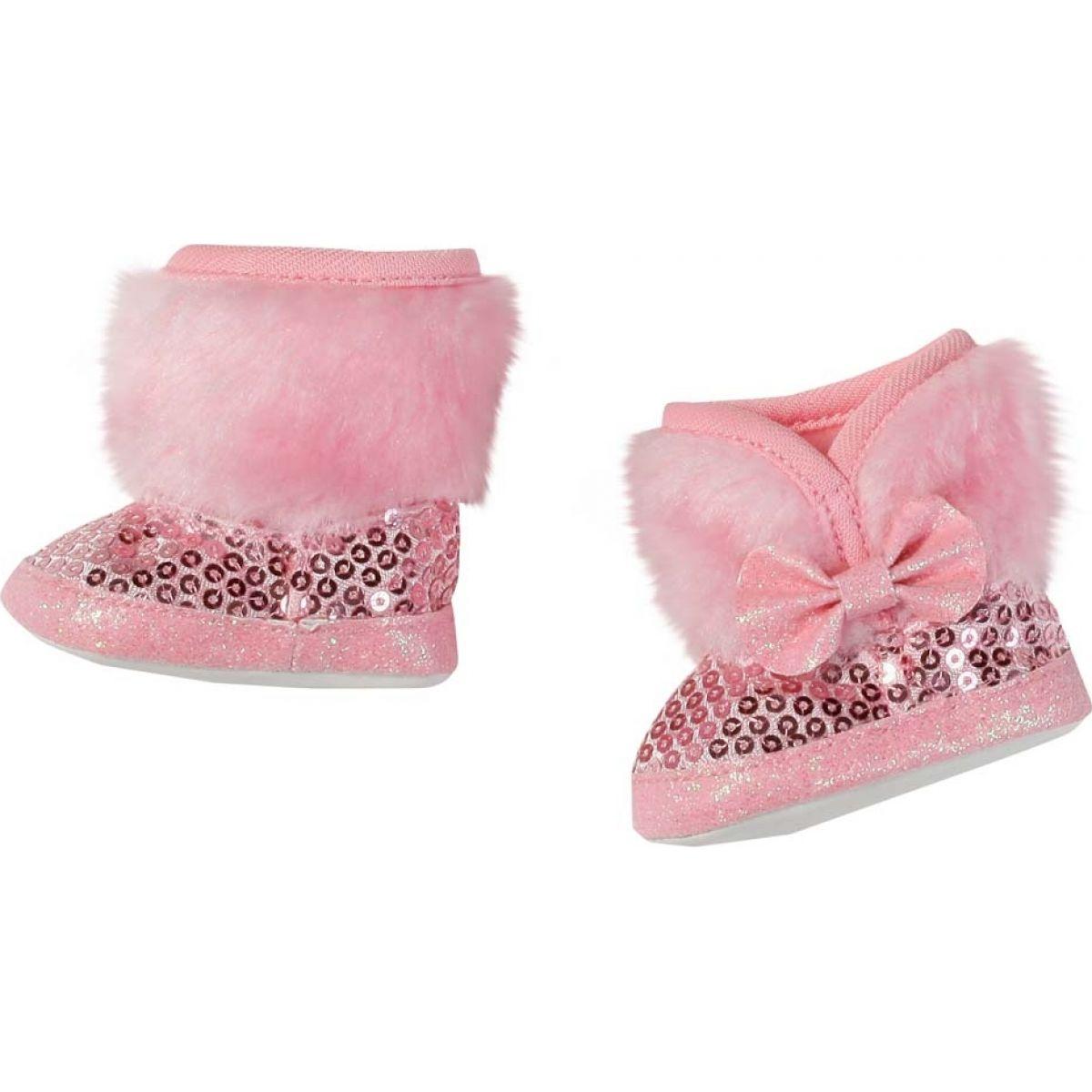 Zapf Creation Baby Born 819449 Zimné topánky
