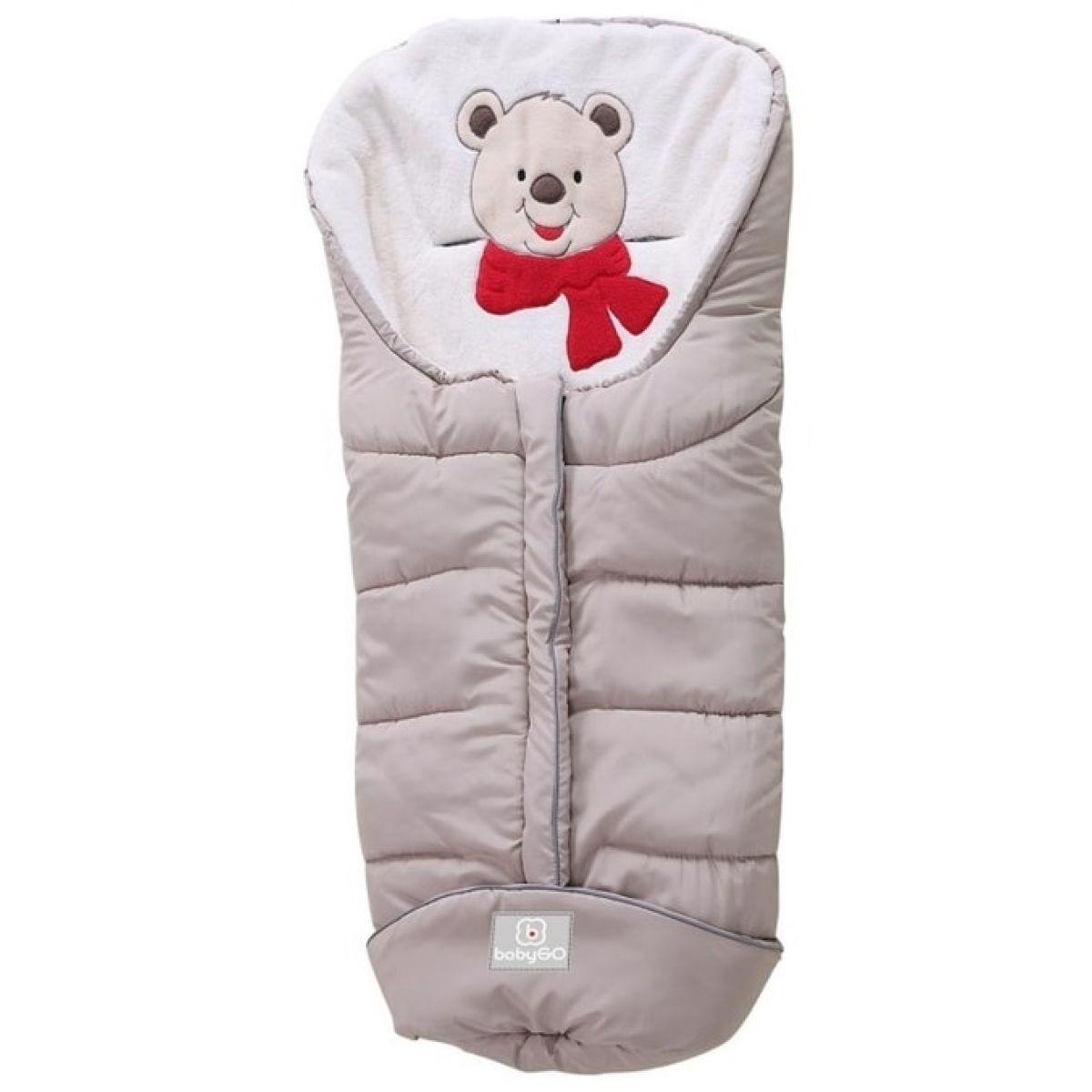 BabyGo fusak Bear beige (béžový)