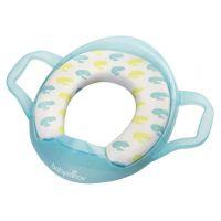 Babymoov Adaptér na WC Soft s úchytmi Žaba