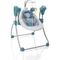 Babymoov Swing PETROL sivé/zelené